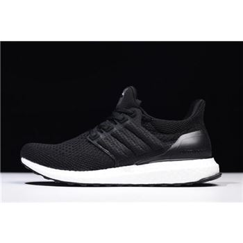 3f907b5b81727 New Adidas Ultra Boost UB4.0 Hollow Black White BY6166
