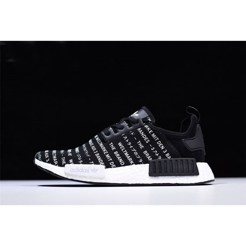 New Adidas Nmd R1 Brand With The Three Stripes Core Black Ftwr