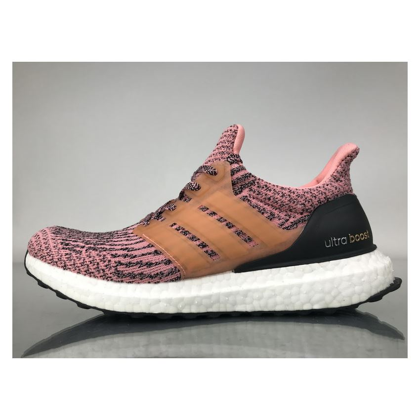 Adidas Ultra Boost 3.0 White Pink Real