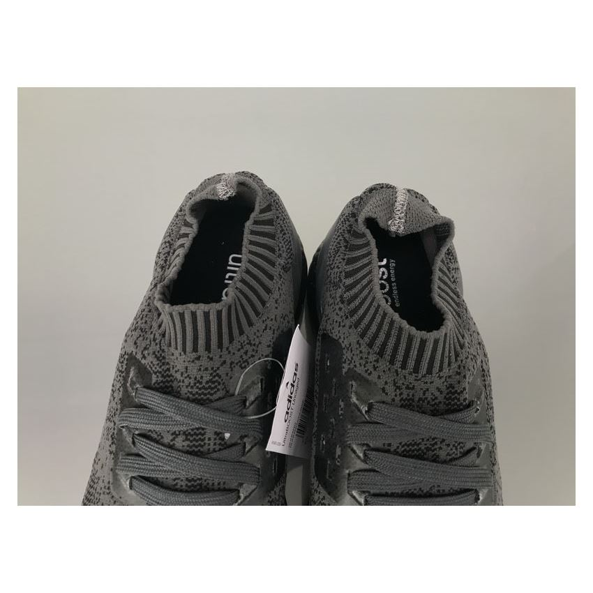 Adidas Ultra Boost Uncaged Triple Black Real Boost BA7996