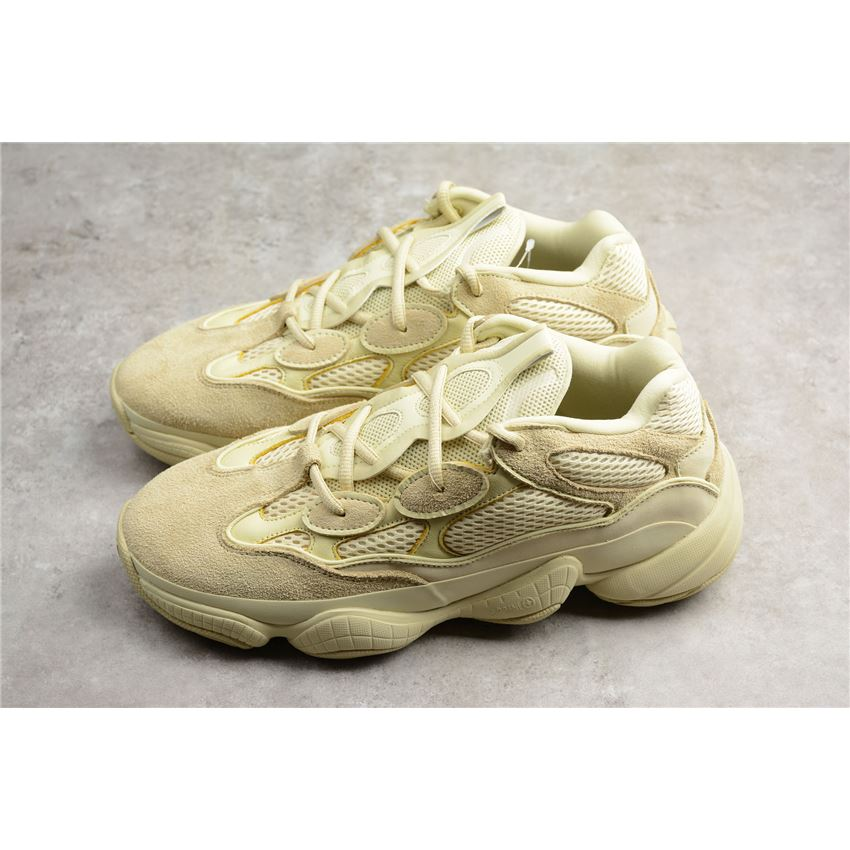 5d19eeae2976a Men s and Women s Adidas Yeezy 500 Desert Rat