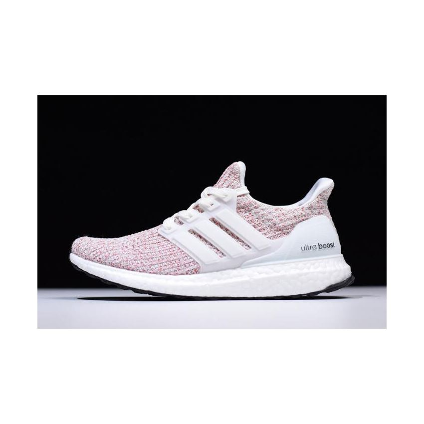 superior quality 16403 bb986 New Adidas Ultra Boost 4.0 Candy Cane White/Scarlet Red ...