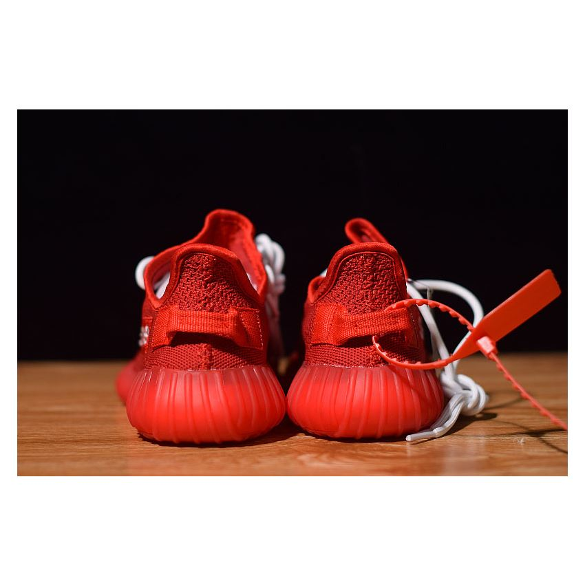 more photos 8cc78 5f09d Supreme x Adidas Yeezy Boost 350 V2 Red White F36923