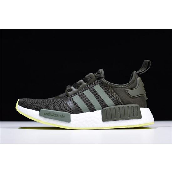 adidas Originals NMD R1 CQ2414 Night CargoBase Green
