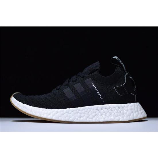 New Adidas NMD R2 PK Japan Core Black