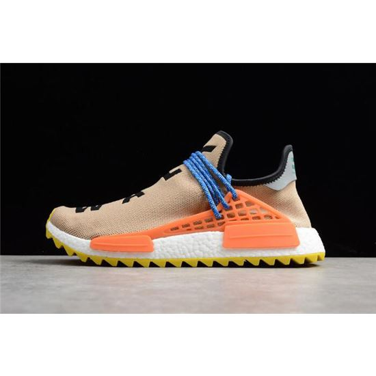cheap for discount 5f3bc 1bd5a Pharrell Williams x Adidas NMD Hu Trail Pale Nude/Core Black ...