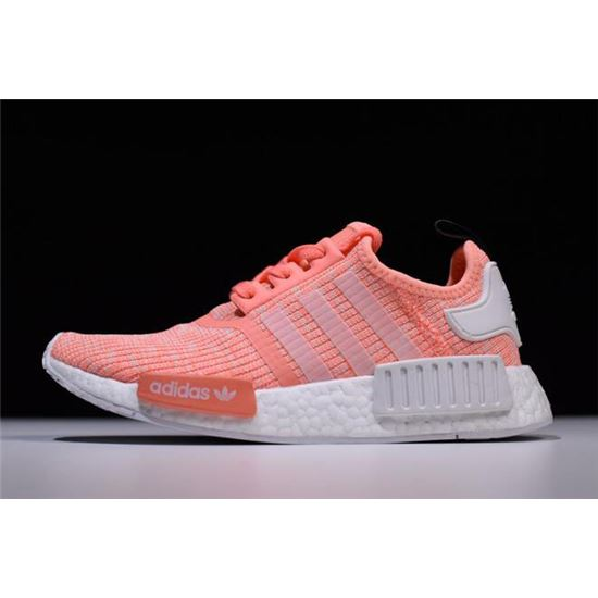 2dae7512d Women s Adidas NMD R1 Pink White Shoes