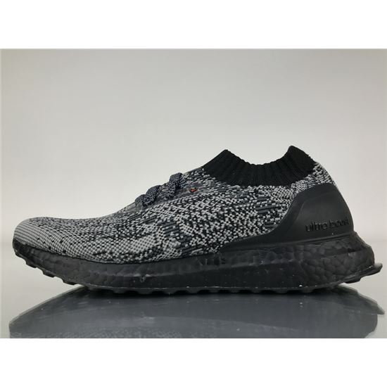 promo code 02232 a8b82 Adidas Ultra Boost Uncaged Triple Black Real Boost BB4679 ...