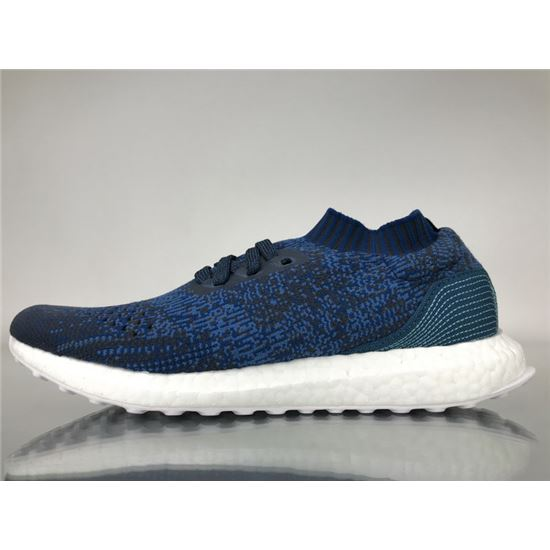price reduced great prices great look Parley x Adidas Ultra Boost Uncaged Dark Blue Real Boost ...