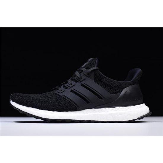 the best attitude 2bc8a 0a67f New Adidas Ultra Boost 4.0 Core Black Black/White BB6166 ...