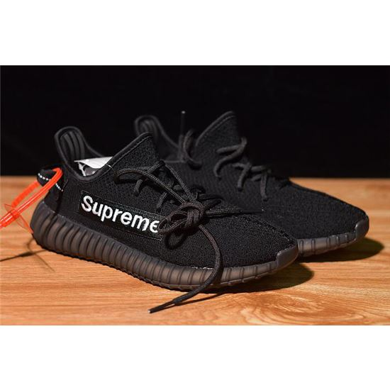 finest selection 1986d e6446 Supreme x Adidas Yeezy Boost 350 V2 Black/White F36924 ...